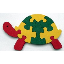 Puzzle z masivu - Želva (Makovský)