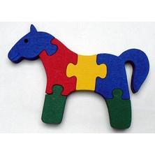 Puzzle z masivu - Kůň (Makovský)