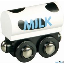 Vláčkodráha vláčky - Vagón na mléko (Maxim)