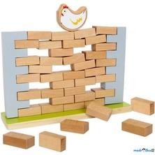 Motorická hra - Balanční zeď (Legler)