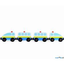Vláčkodráha vláčky - Požárnický vlak (Janod)