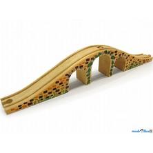 Vláčkodráha mosty - Most obloukový (Bigjigs)