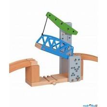 Vláčkodráha mosty - Most padací s nadjezdy (Maxim)