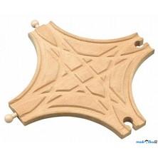 Vláčkodráha koleje - Křižovatka velká (Maxim)