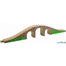 Vláčkodráha mosty - Most obloukový (Woody)