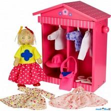 Panenky do domečku - Šatník panenky Daisy (Bigjigs)