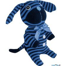 Kreativní sada - Postavička z ponožky, Pes modrý (Legler)