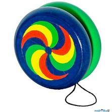 Drobné hračky - Jojo spirála (Detoa)