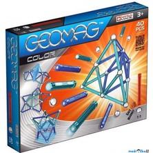 Geomag - Kids Color, 40 ks