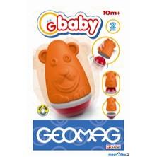 Geomag - Baby Roly, Poly Bear (oranžový medvěd)