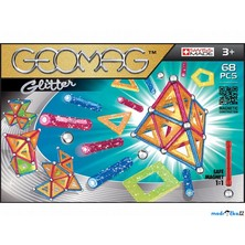 Geomag - Kids Glitter, 68 ks