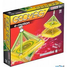 Geomag - E-Motion Magic Spin, 38 ks
