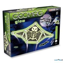 Geomag - Kids Panels Glow, 37 ks (svítící)