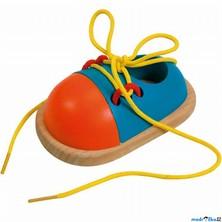 Šněrování - Šněrovací botička (Woody)