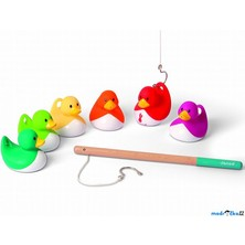 Rybolov - Lovení stříkacích kachniček (Janod)