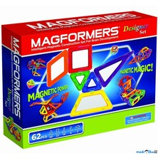 Magformers - Designer, 62 ks
