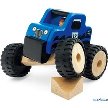 Auto - Miniworld, Teréňák dřevěný (Wonderworld)