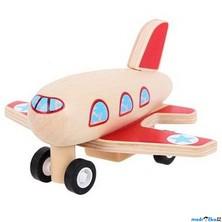 Letadlo - Natahovací letadélko (Bigjigs)