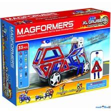 Magformers - XL Cruisers, Záchranáři