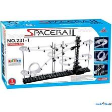 Spacerail - Level 1 (5m), Stavebnice - kuličková dráha