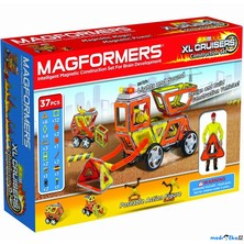 Magformers - XL Cruisers, Stavební auto