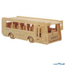 3D Puzzle přírodní - Autobus