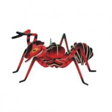 3D Puzzle barevné - Mravenec