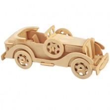 3D Puzzle přírodní - Packard Twelve