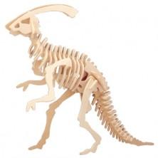 3D Puzzle přírodní - Parasaurolophus