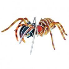 3D Puzzle barevné - Tarantule