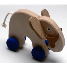 Zvířátko na kolečkách - Slon (Makovský)