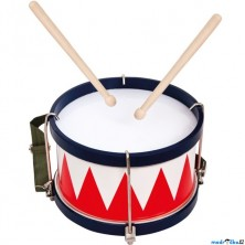 Hudba - Buben větší, 24cm (Bino)