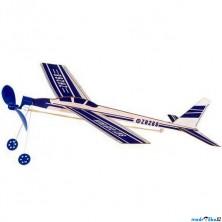 Letadlo házecí - Sky Captain na gumičku (Goki)
