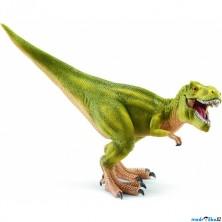 Schleich - Dinosaurus, Tyrannosaurus Rex světle zelený