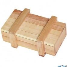 Kouzelník - Kouzelná skříňka s tajnou zásuvkou (Goki)