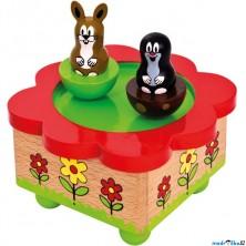 Hrací skříňka - Krtek (Bino)