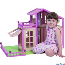 Domeček pro panenky - Britta (Woody)