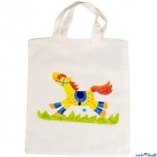 Malování na textil - Taška bavlněná malá (Goki)