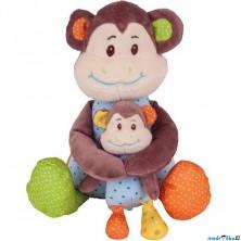 Textilní hračka - Opička Cheeky střední (Bigjigs)