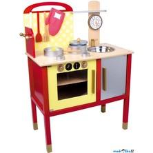 Kuchyň - Dětská kuchyňka dřevěná Denise (Legler)