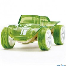 Auto - Autíčko mini Beach Buggy zelené (Hape)