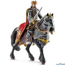 Schleich - Rytíř dračí, Král Omborok na koni
