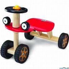 Odrážedlo - Dřevěná tříkolka Brouk (Wonderworld)