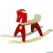 Houpadlo - Houpací kůň, červený (Wonderworld)