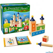 Hlavolamová hra - SMART: Záhadný hrad