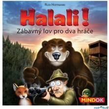 Společenská hra - Halali