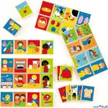 Puzzle výukové - Vyprávění příběhů, 27ks (Hape)