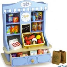 Prodejna - Dětský obchod modrý (Vilac)