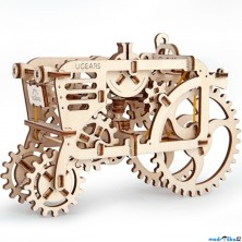 3D mechanický model - Traktor (Ugears)