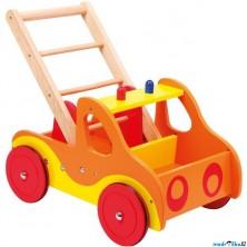 Vozík - Chodítko s madlem, Hasiči (Legler)